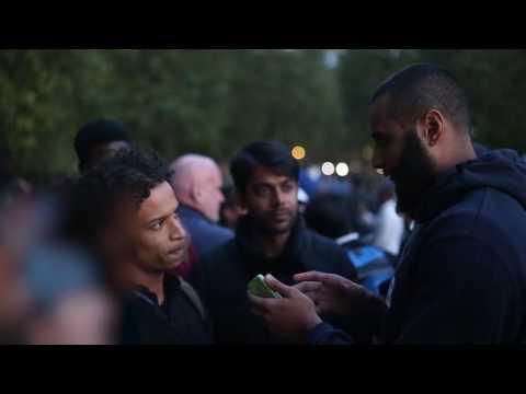 Muslim debates Homosexuals ! MUST WATCH!!