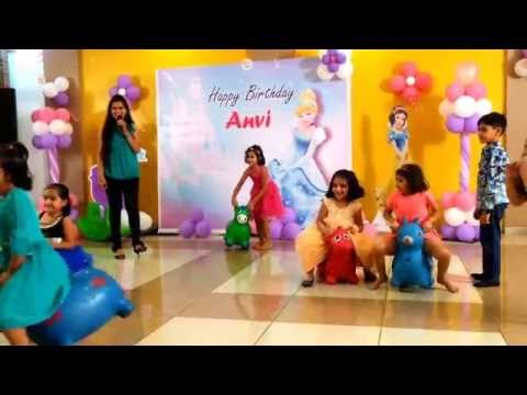 Birthday Games for Kids in Pune