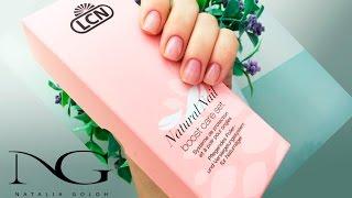 запечатывание ногтей воском LCN / Sealing nails by wax
