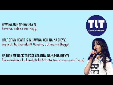 Viral havana versi dangdut + lirik + terjemah