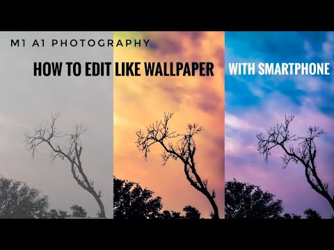 HOW TO EDIT MI A1 PICS LIKE WALLPAPER /ADOBE PHOTOSHOP EXPRESS TUTORIAL