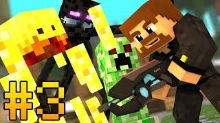 АДСКИ СЛОЖНЫЙ УРОВЕНЬ! НЕРЕАЛЬНО ПРОЙТИ! - Minecraft Tower Defence #3