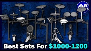 Best Electronic Drumsets For $1000-$1200 (2018/2019)