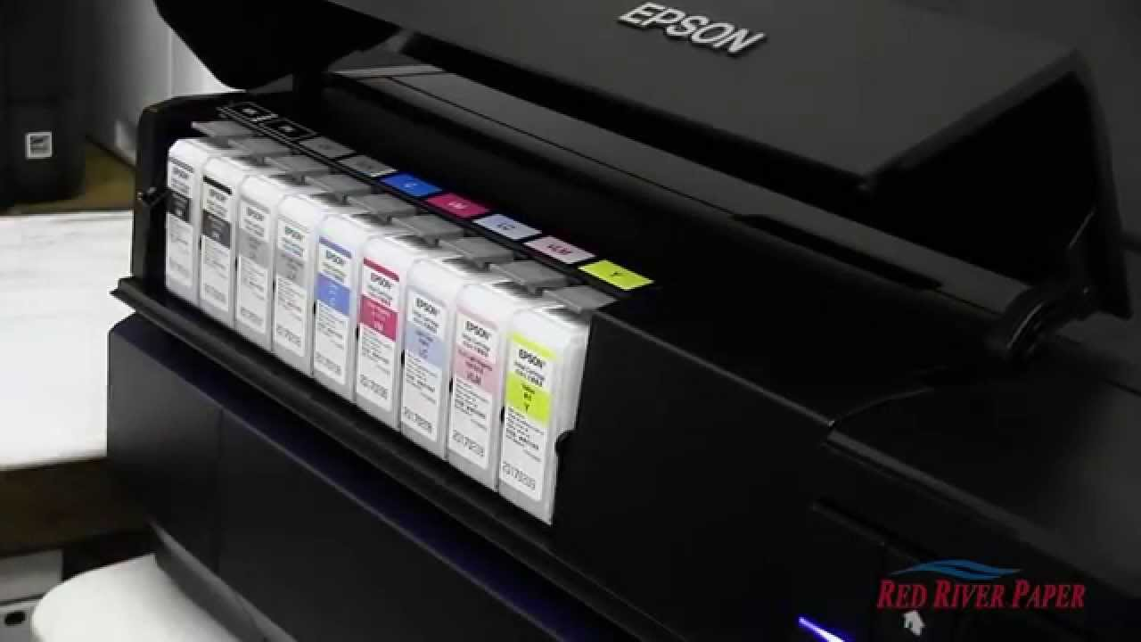 Epson SureColor P800 Review - First Look Introduction and Getting