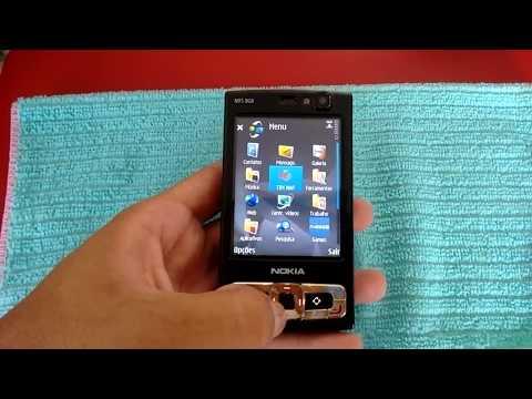 Review retrô: Nokia N95 8GB Black.