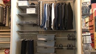 Closet Organizers: Which Will Straighten Out Your Mess? | Consumer Reports