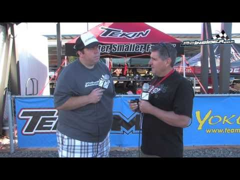 Jim Campbell Interview at the 2013 IFMAR Worlds