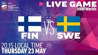 Finland-Sweden_|_Quarterfinals_|_Full_Game_|_2019_IIHF_Ice_Hockey_World_Championship