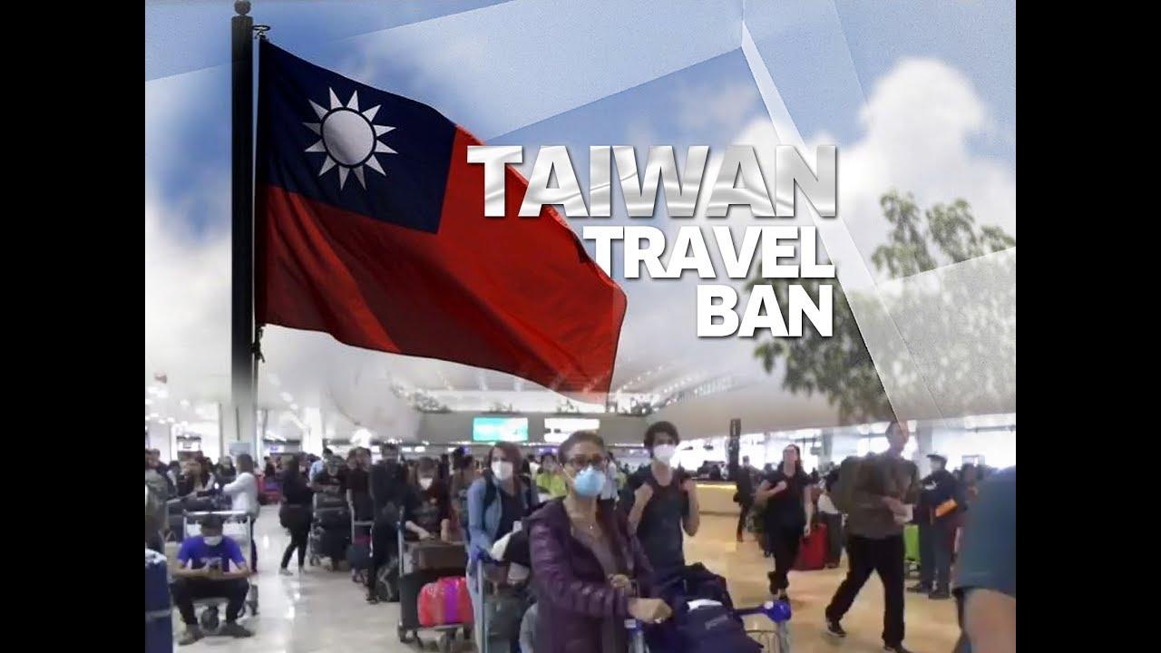SONA: Ilang pasahero galing Taipei, masama ang loob dahil sa travel ban