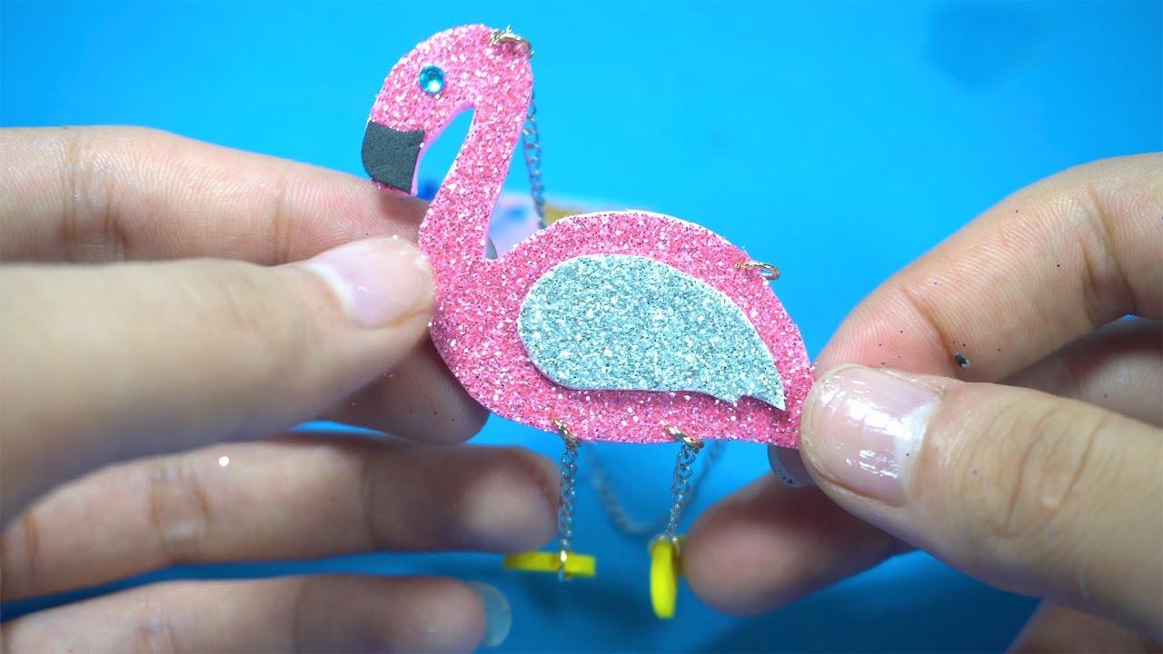 DIY Miniature Stork BARBIE IDEAS hand bag Stork