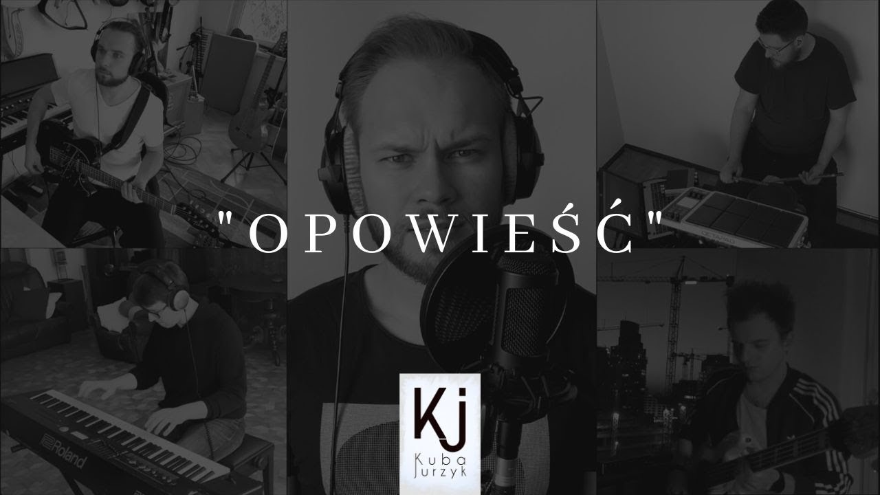 """Kuba Jurzyk - """"Opowieść"""" (Edyta Bartosiewicz cover)"""