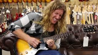 WOW! Jared James Nichols & Michael Lemmo - 1955 Gibson Les Paul Jr & 1987 Gibson Les Paul Custom