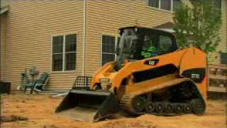 Introducing the Cat® C Series Compact Track Loader
