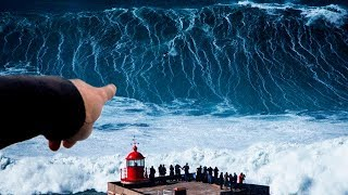 20 BIGGEST WAVES CAUGHT ON CAMERA