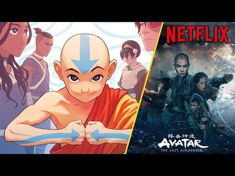AVATAR Wird VERSCHOBEN Auf NETFLIX! | Avatar Netflix: Der Herr Der Elemente