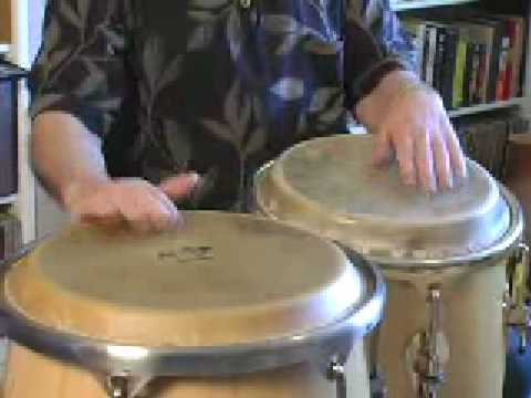 How to Play Conga Drums   Playing Conga Drums in Clave Rhythms