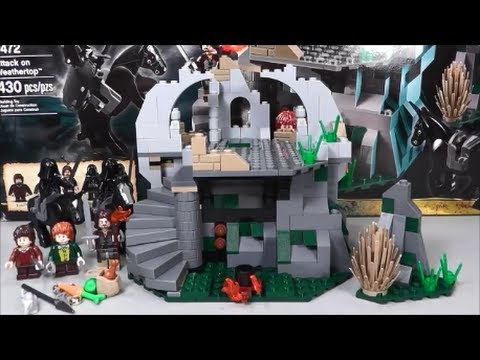 LEGO LOTR Attack On Weathertop 9472