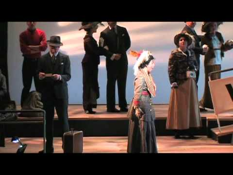 Titanic the Musical- The 1st Class Roster