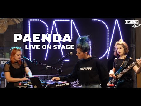 PAENDA - Good Girl (Live) @ KLANGFARBE Hausgemacht