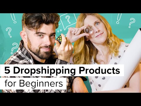 5 Dropshipping Products to Sell if You're New to Oberlo - with Ross Madden thumbnail