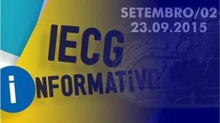 Informativo IECG Mês de Setembro /1 - IECG
