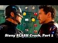 Stony SLASH Crack Captain America Iron Man Part 2 RUS Amp ENG Sub mp3