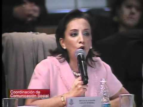 Intervencion  de la  Dip Claudia Ruiz Massieu Salinas en la Comparecencia del Secretario de gobernacion  24 sep 10
