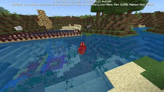 How To Build An UnderWater House In Minecraft Pocket Edition |☆TheRottenRuby☆