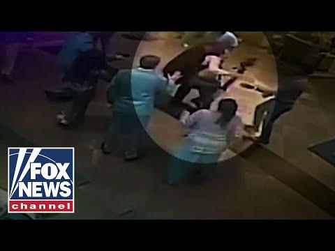 Bodyguard for CNN's April Ryan attacks journalist covering her event