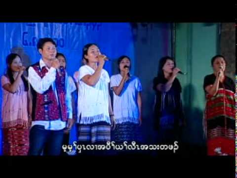 Karen Choir - 6 Rev.Ba Tin: Paku Karen Baptist Association, KAREN SONG