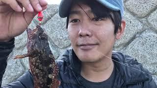 20180310 黒崎の鼻!釣りキャンプ!
