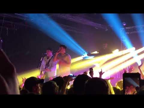 Hoodie Allen Performing No Interruption
