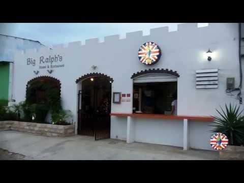 Big Ralph´s Restaurants Hostal Salinas Santa Elena Ecuador