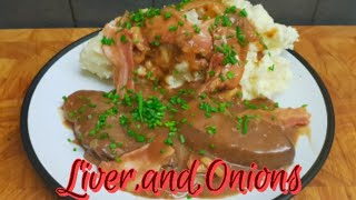 Liver and Onions | Liver and Bacon | How to cook Lambs Liver