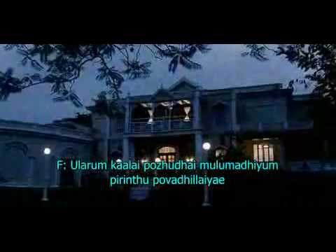 Pookal pookum - Madrasapattinam video song with lyrics