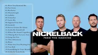 Baixar Nickelback Greatest Hits- The Best Of Nickelback-Nickelback full Playlist
