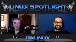 Linux Spotlight EP11 - Eric Adams