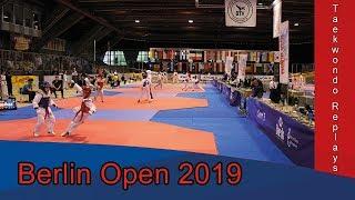 Berlin Open 2019 Sunday Fight  615 Finn Prawitt GER vs  Eray Akin GER