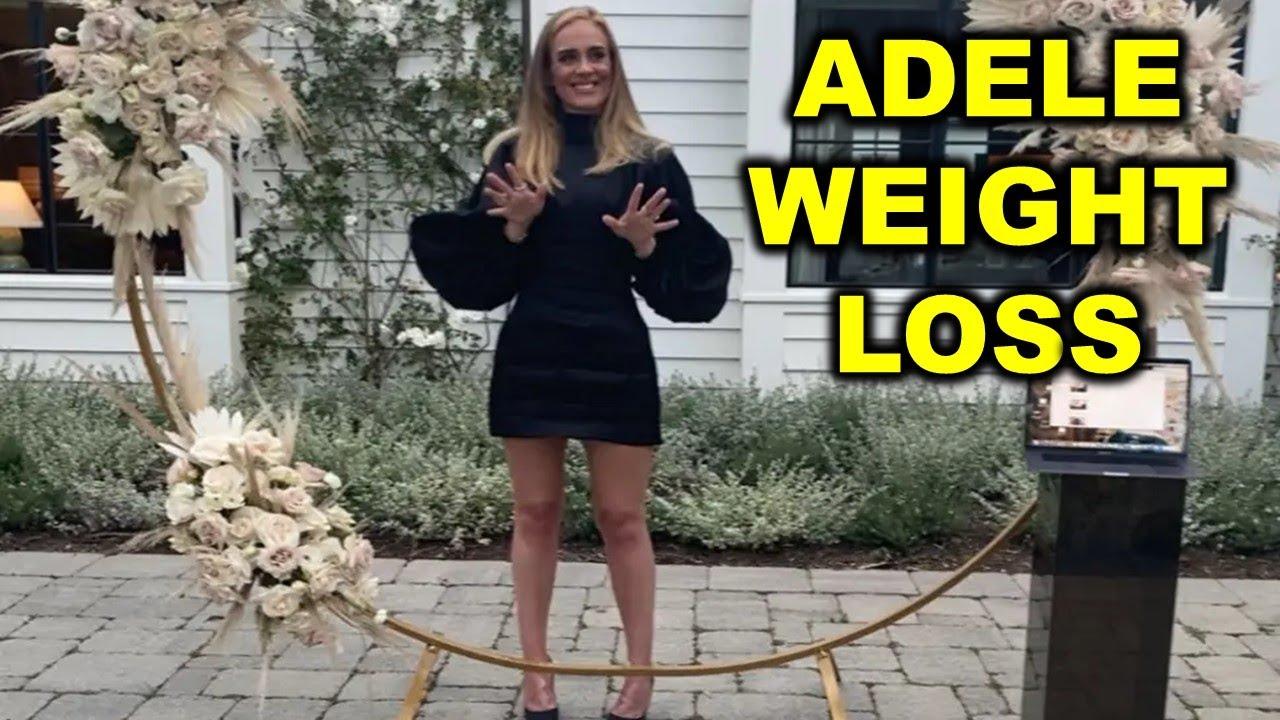 Adeles Diet Plan Exercise Routine Youtube