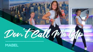 Mabel - Don't call me up - Easy Kids Dance Choreography - Warming-up - Baile - Coreo