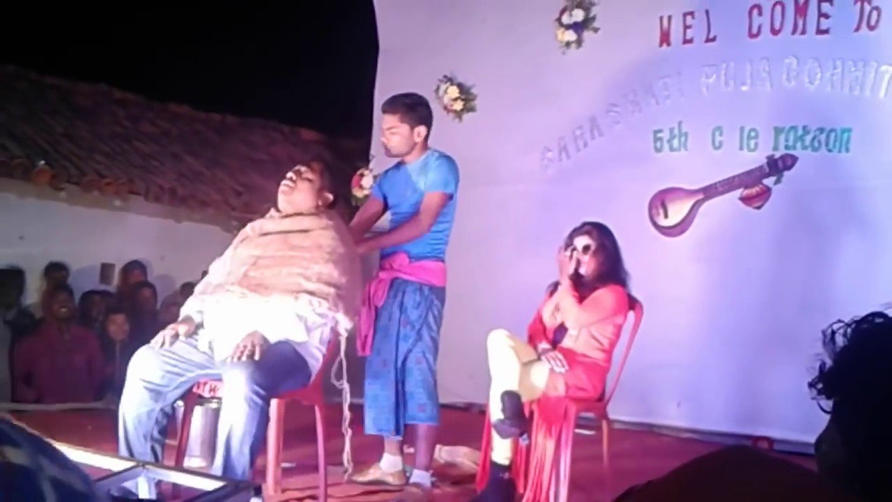 Jogesh jojo new comedy live stage performance 2018