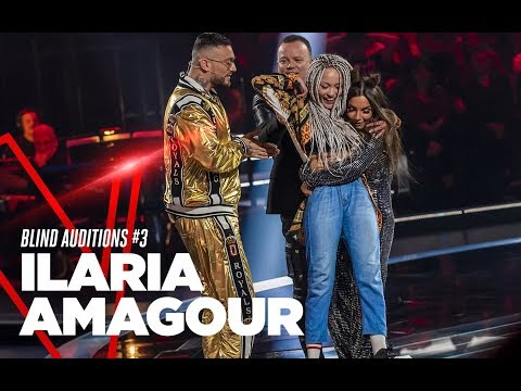 "Hindaco  ""I Love It"" - Blind Auditions #3 - TVOI 2019"