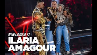 """Hindaco  """"I Love It"""" - Blind Auditions #3 - TVOI 2019"""