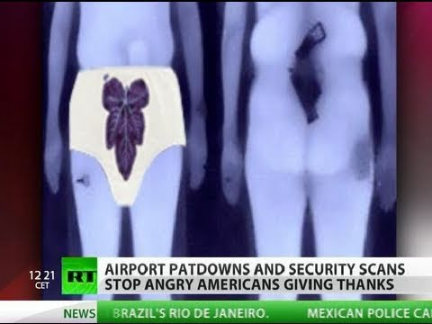 Stripped & Scanned: Rage against TSA screening, security patdowns in US