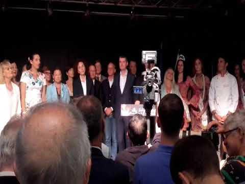 Inauguration de la 48° édition d'Exporose (intégrale) Grasse 10/05/18