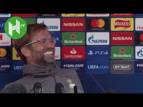 Jurgen Klopp: Incredible Mo Salah deserves all the plaudits he gets! - Liverpool 4-0 Red Star