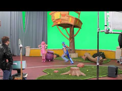 LazyTown Bing Bang  with Chloe Lang Season 4