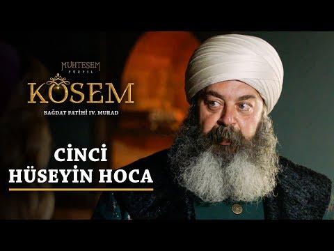 Muhteşem Yüzyıl Kösem - Karakter Teaserı | Cinci Hüseyin Hoca