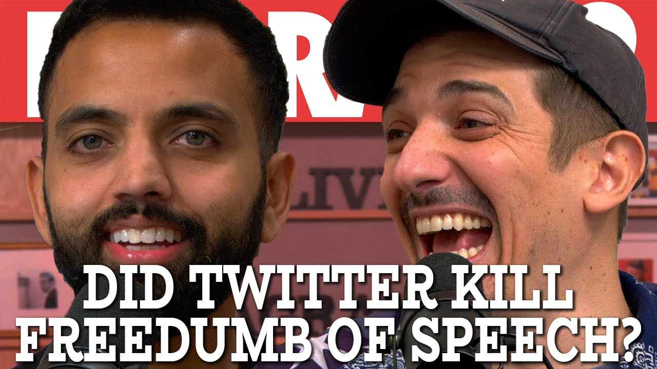 Did Twitter Kill Freedumb of Speech? | Flagrant 2 with Andrew Schulz and Akaash Singh - download from YouTube for free