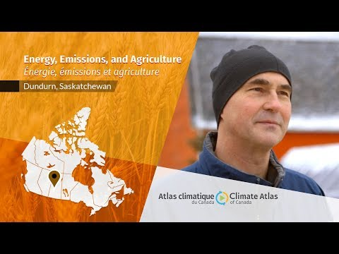 Energy, Emissions, and Agriculture